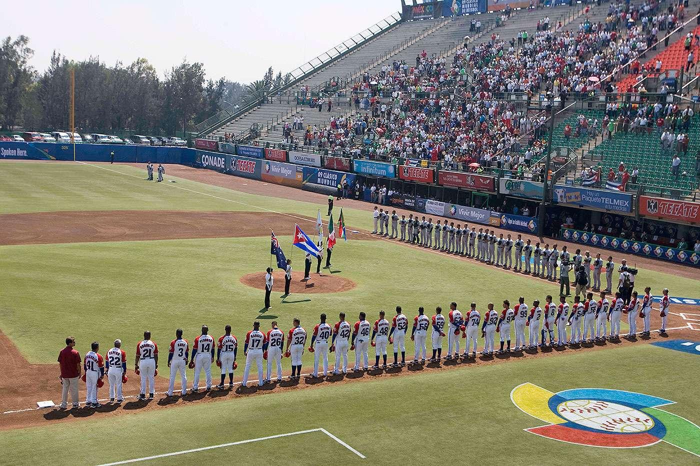 El Foro Sol de Ciudad de México fue sede de un grupo en el segundo torneo, disputado en 2009. Foto: AP