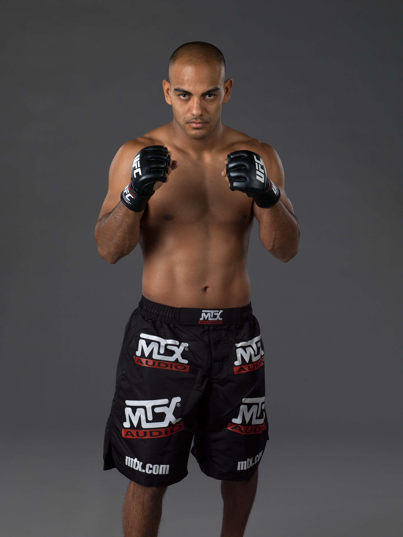 García es nacido en Sonora, México. Foto: UFC