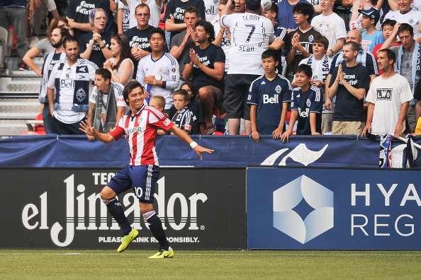 Torres es el goleador de Chivas USA. Foto: Getty Images