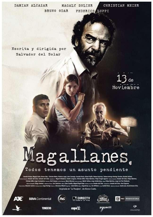 Magallanes Foto: Difusión