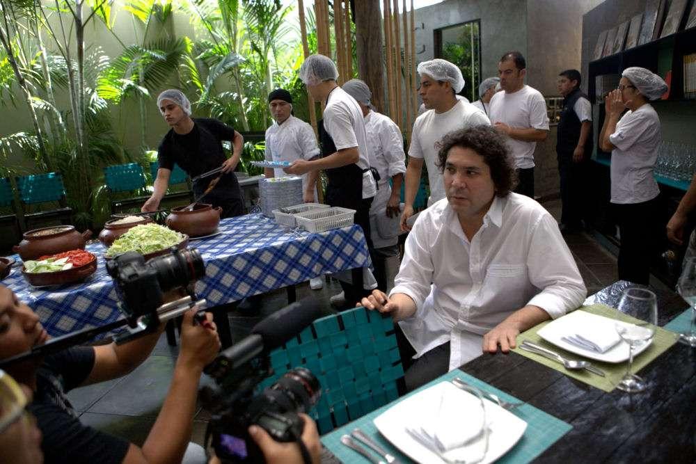 Buscando a Gastón, documental peruano. Foto: Difusión