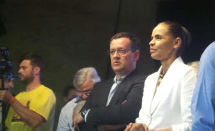 Candidata do PSB à Presidência chamou de estratégicos ataques conjuntos de PT e PSDB a ela Foto: Daniel Favero/Terra