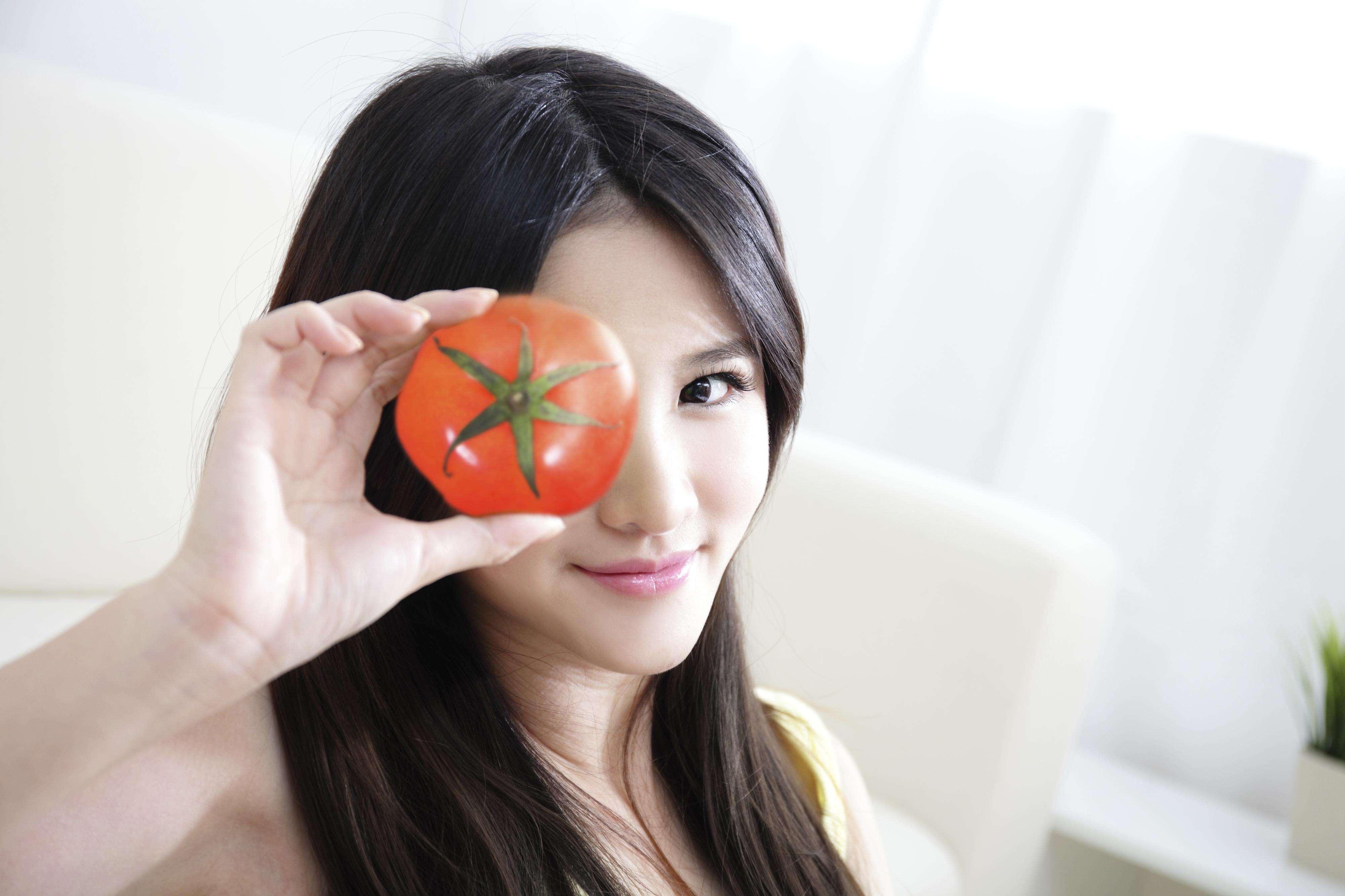 Mascarilla de tomate. Foto: Thinkstock