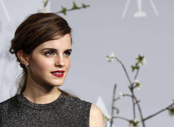 Presenter Emma Watson poses at the 86th Academy Awards in Hollywood, California March 2, 2014 Foto:  Mario Anzuoni/Reuters