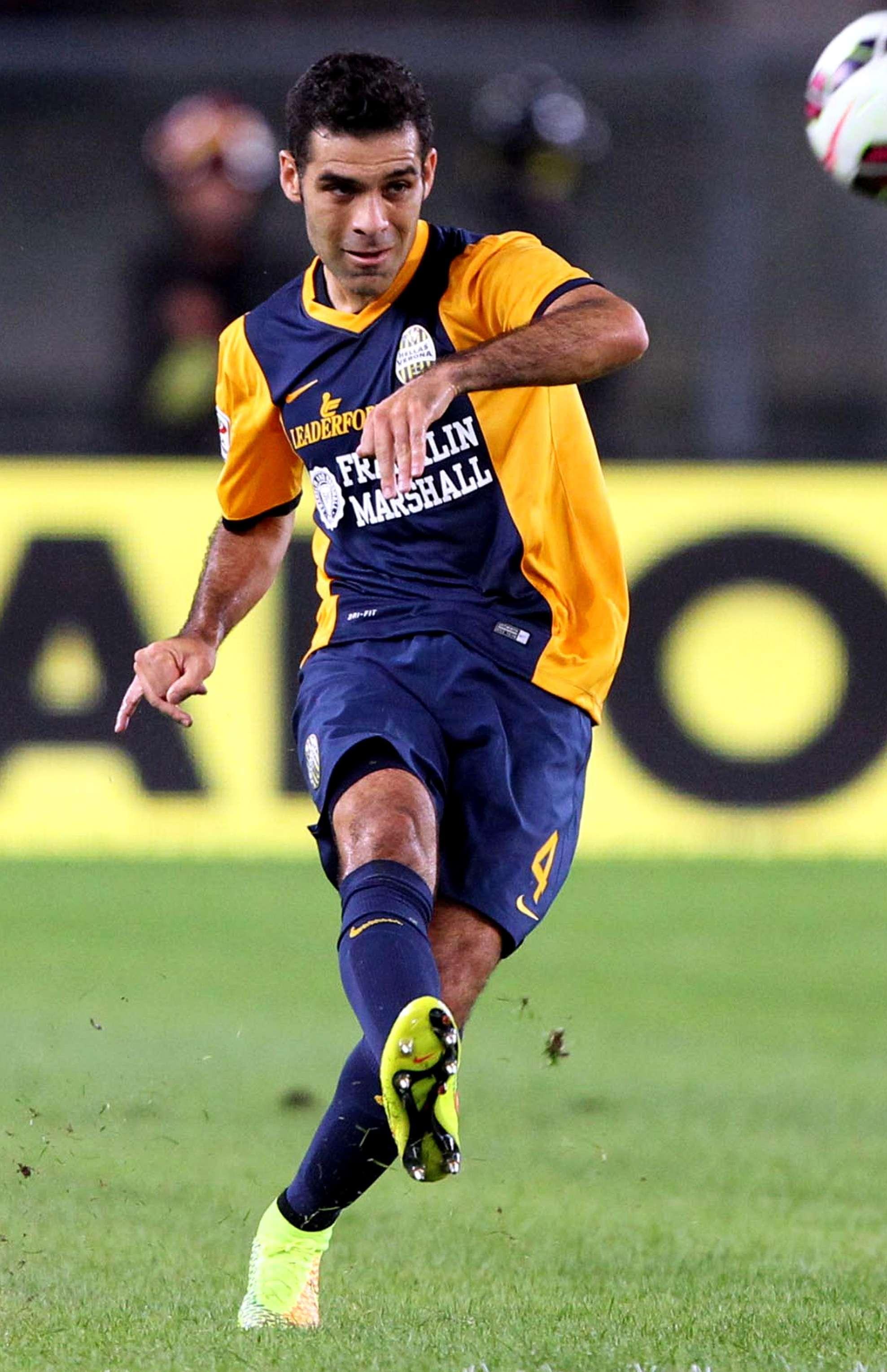 Rafael Márquez es titular con el Hellas Verona en la Serie A de Italia. Foto: Mexsport
