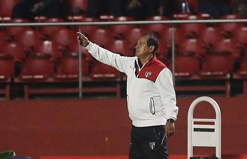 Muricy Ramalho comanda São Paulo no Morumbi Foto: Mauro Horita/Agif/Gazeta Press
