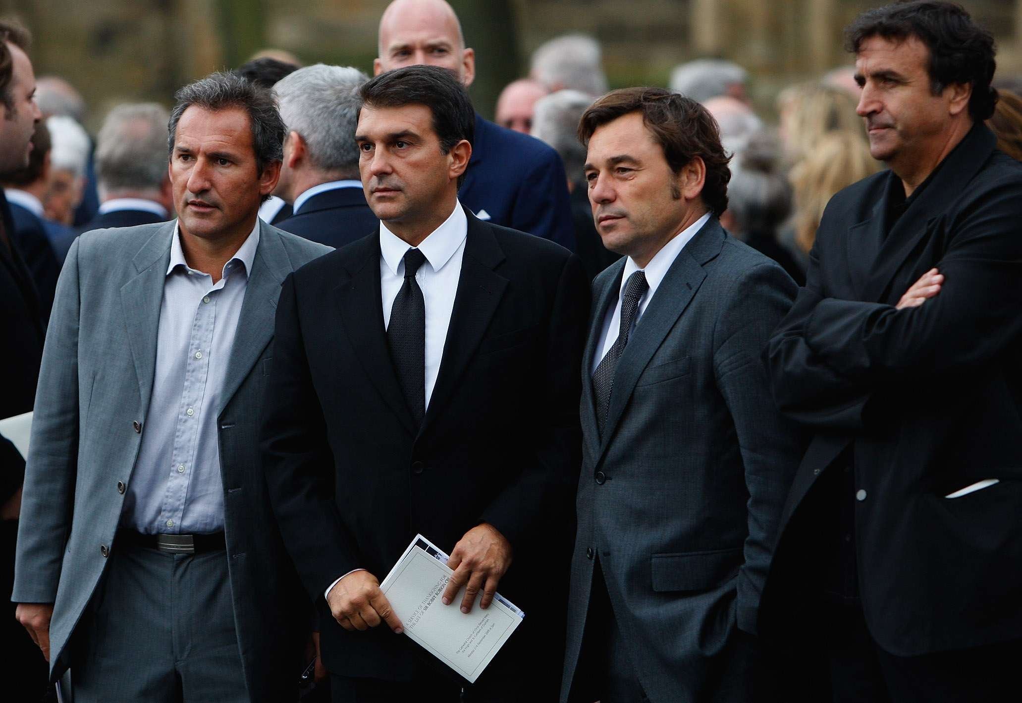 Laporta. Foto: Getty Images