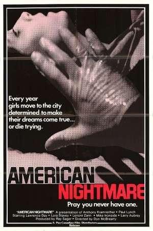 """Poster de """"American Nightmare"""" Foto: Sitio Oficial"""
