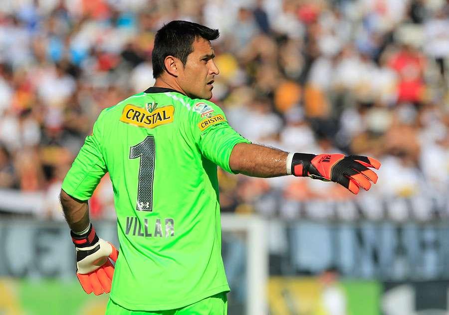 Justo Villar quiere ganar la Copa y entrar en la historia. Foto: Agencia UNO
