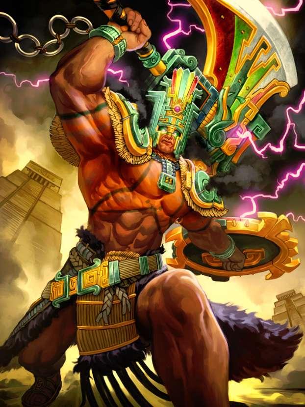 Smite ofrece la posibilidad de elegir entre 55 dioses de 7 mitologías Foto: Smite