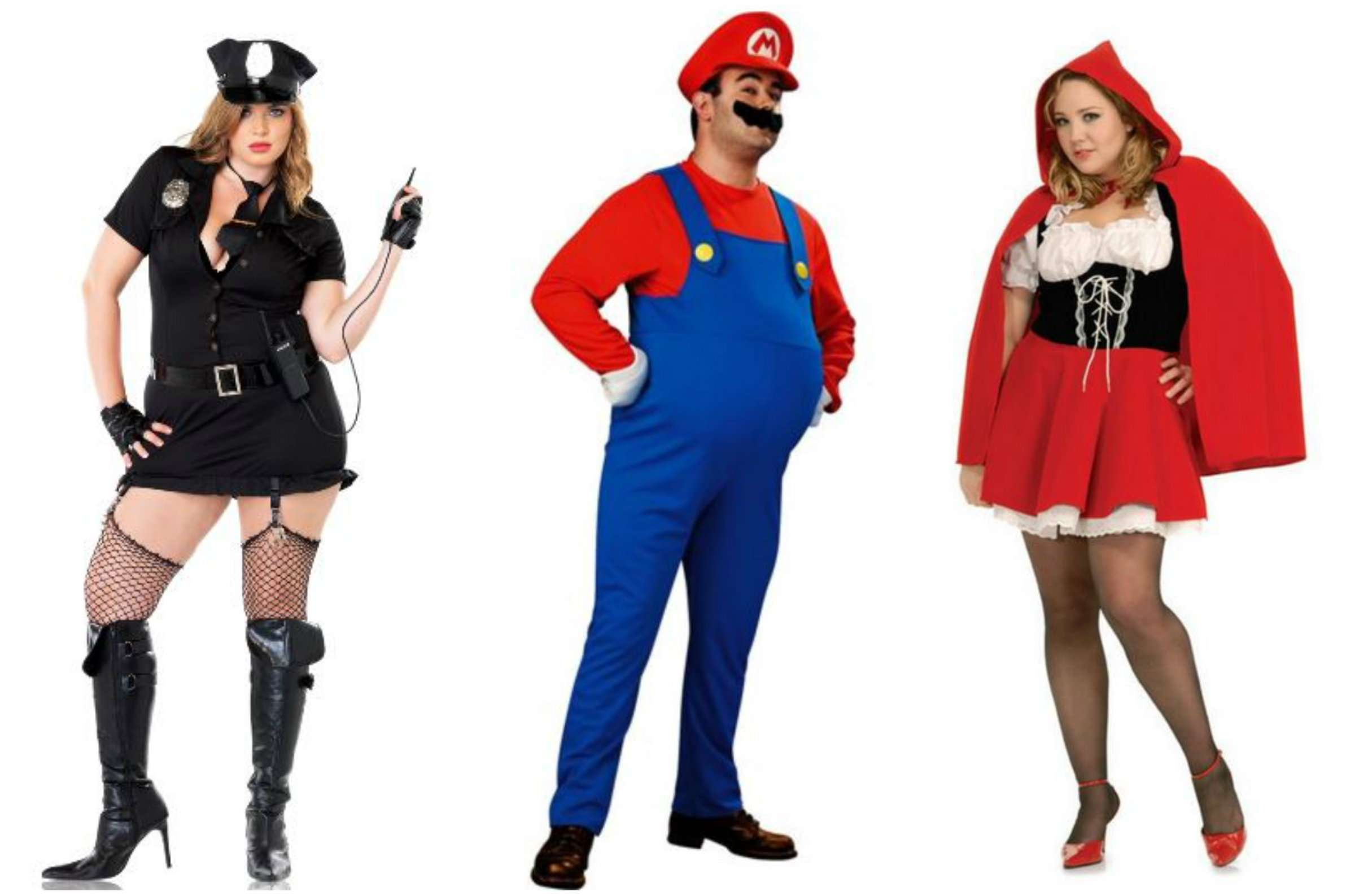 Disfraces para Halloween Plus Size Foto: .