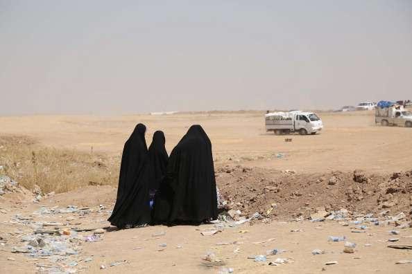 """""""La secuestraron hace una semana"""", declaró un vecino por teléfono. Foto: Archivo/Getty Images"""