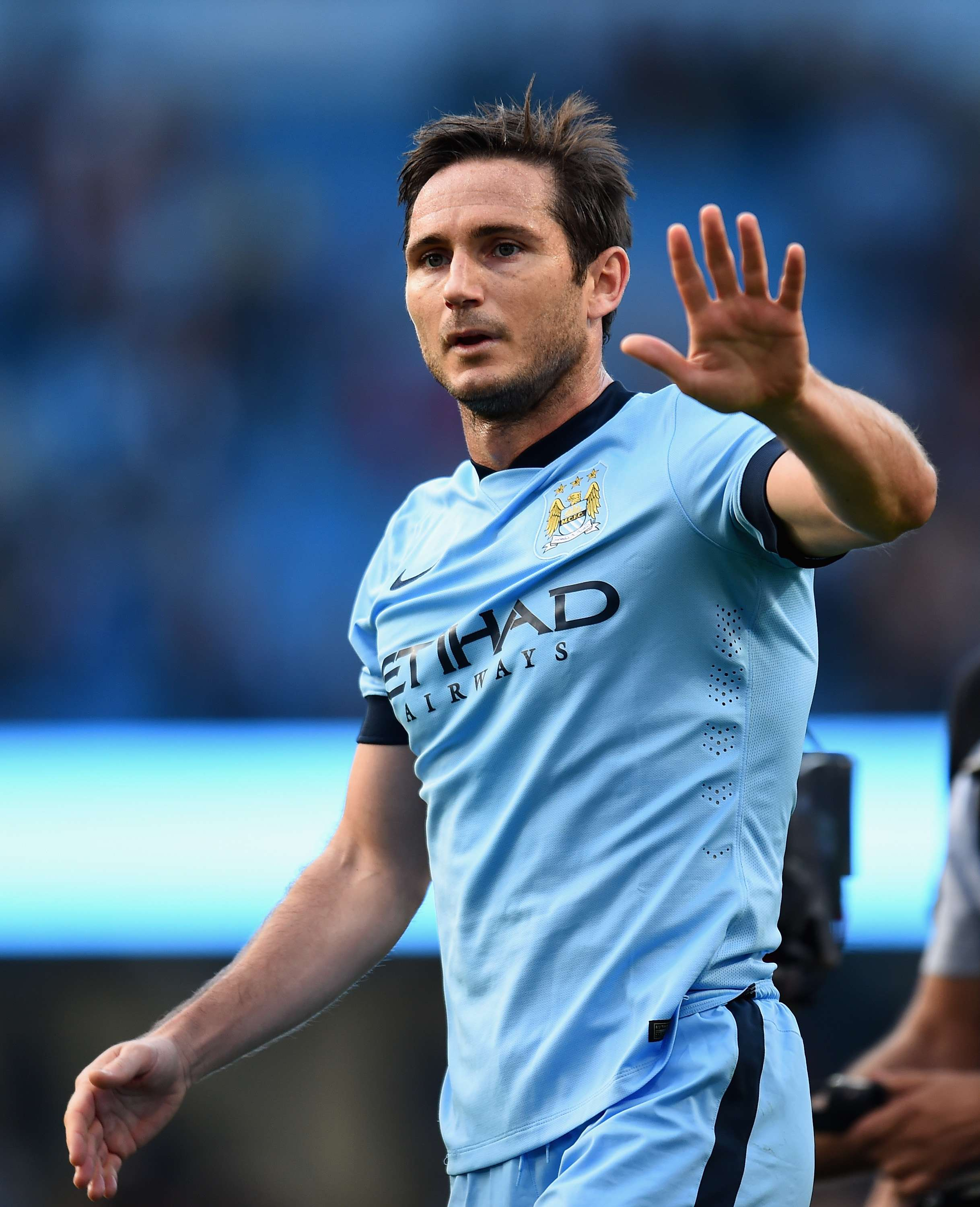 Lampard. Foto: Getty Images