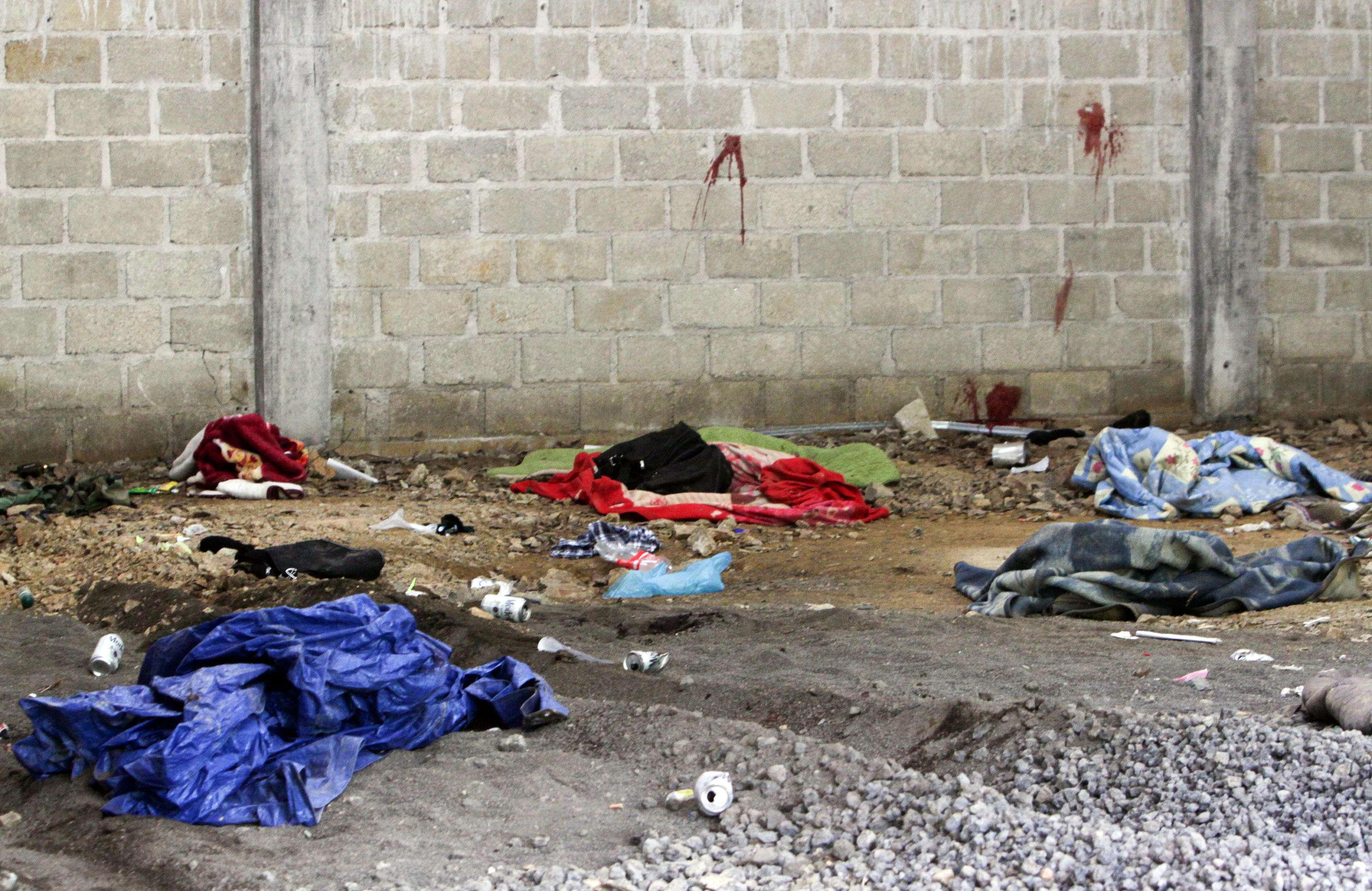La Sedena tampoco especificó cuál fue la participación de los soldados en el caso, que también está siendo investigado por la Procuraduría General. Foto: AFP en español