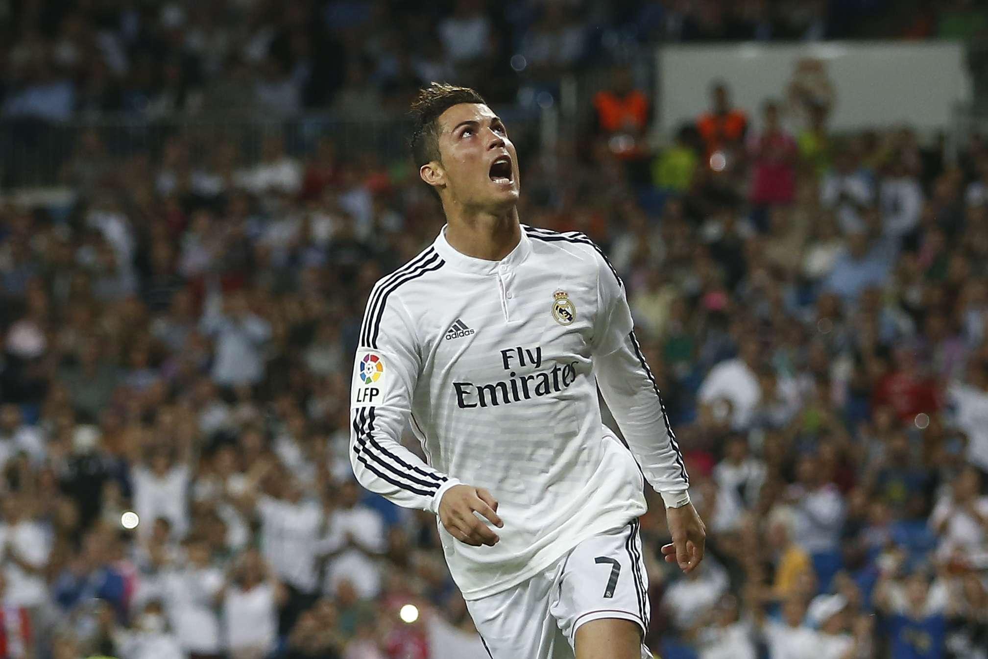 Cristiano Ronaldo. Foto: AP Images
