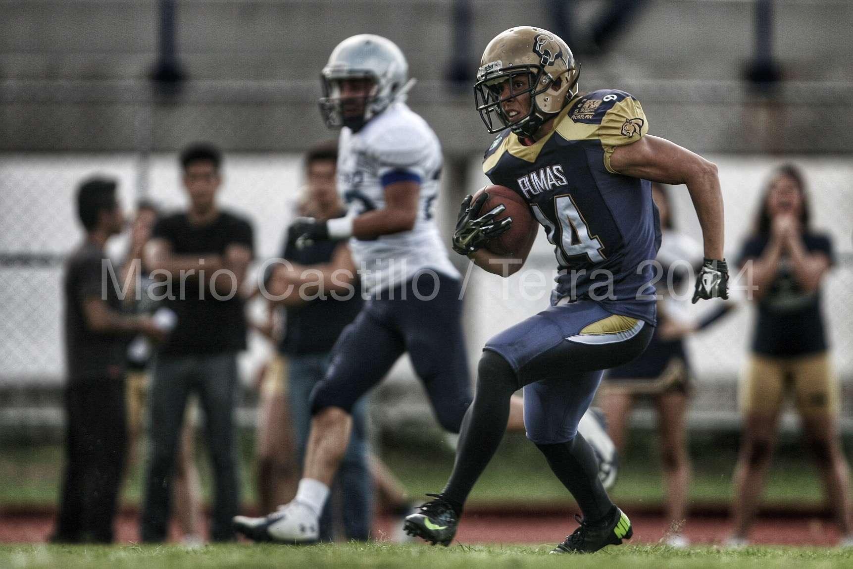 Pumas Acatlán puso su marca en 2-2 Foto: Mario Castillo / Derechos reservadis/Terra