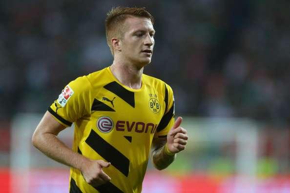 Reus pediría salir del BVB al terminar la campaña 2014-15. Foto: Getty Images