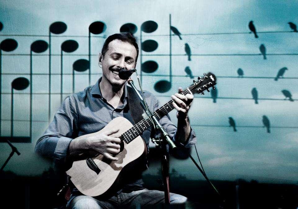 Pedro Aznar, otro de los grandes músicos que ha dado Argentina. Foto: Facebook Pedro Aznar