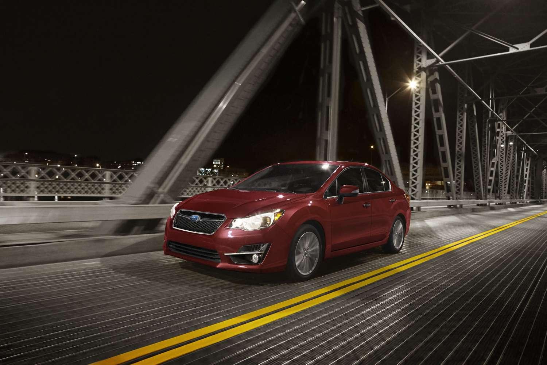 Subaru Impreza 2015 Foto: Subaru