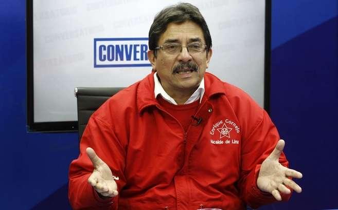 Enrique Cornejo. Foto: Andina