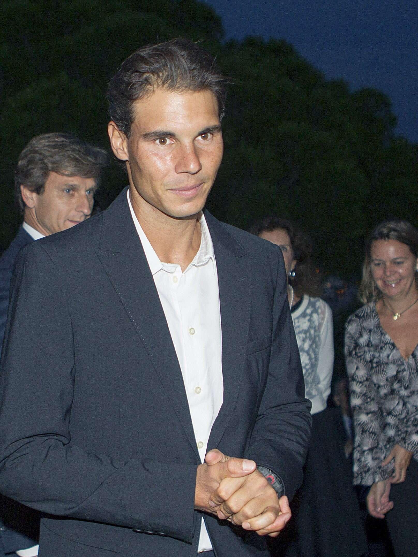 Rafael Nadal volverá el lunes a jugar luego de que no lo hace desde Wimbledon. Foto: EFE