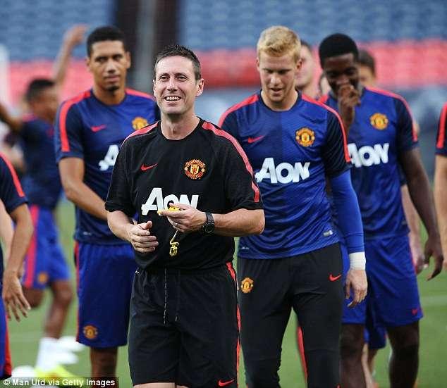 Strudwick se enfocará en trabajar con la academia del United. Foto: Getty Images