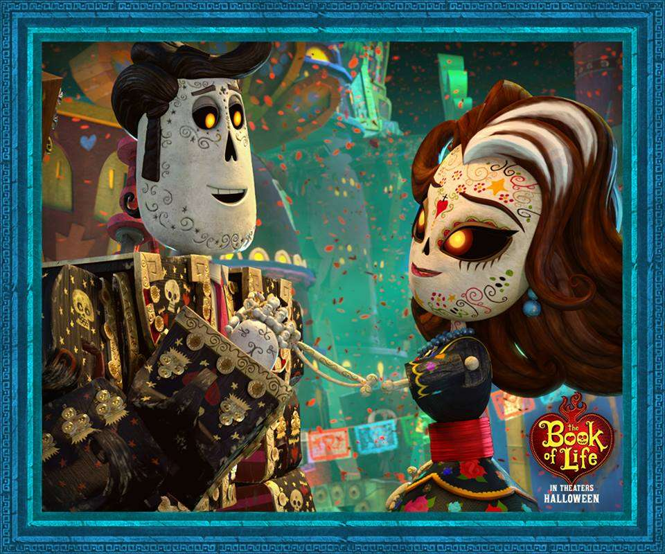 Imagen de 'The Book Of Life'. Foto: The Book Of Life/Facebook