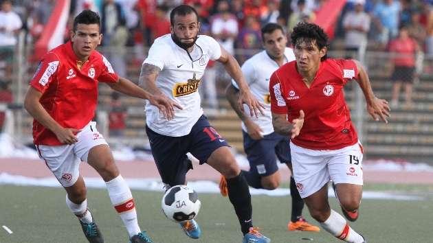 Mauro Guevgeozián fue el mejor jugador en Alianza Lima que sigue invicto. Foto: TodoSport.