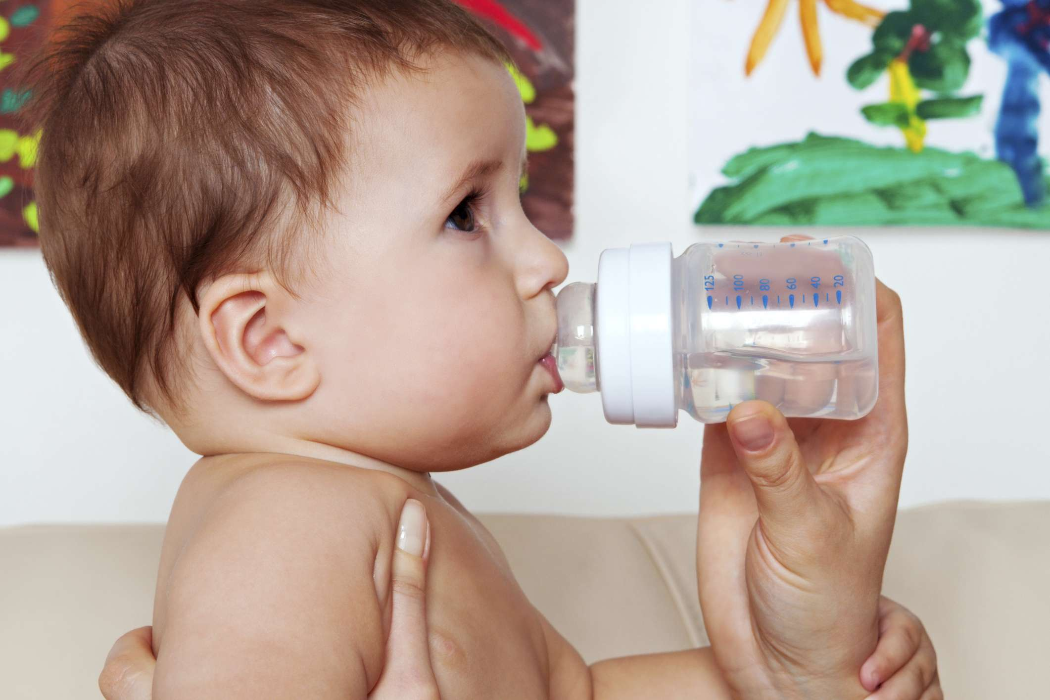 salud bucal nino Foto: Shutterstock