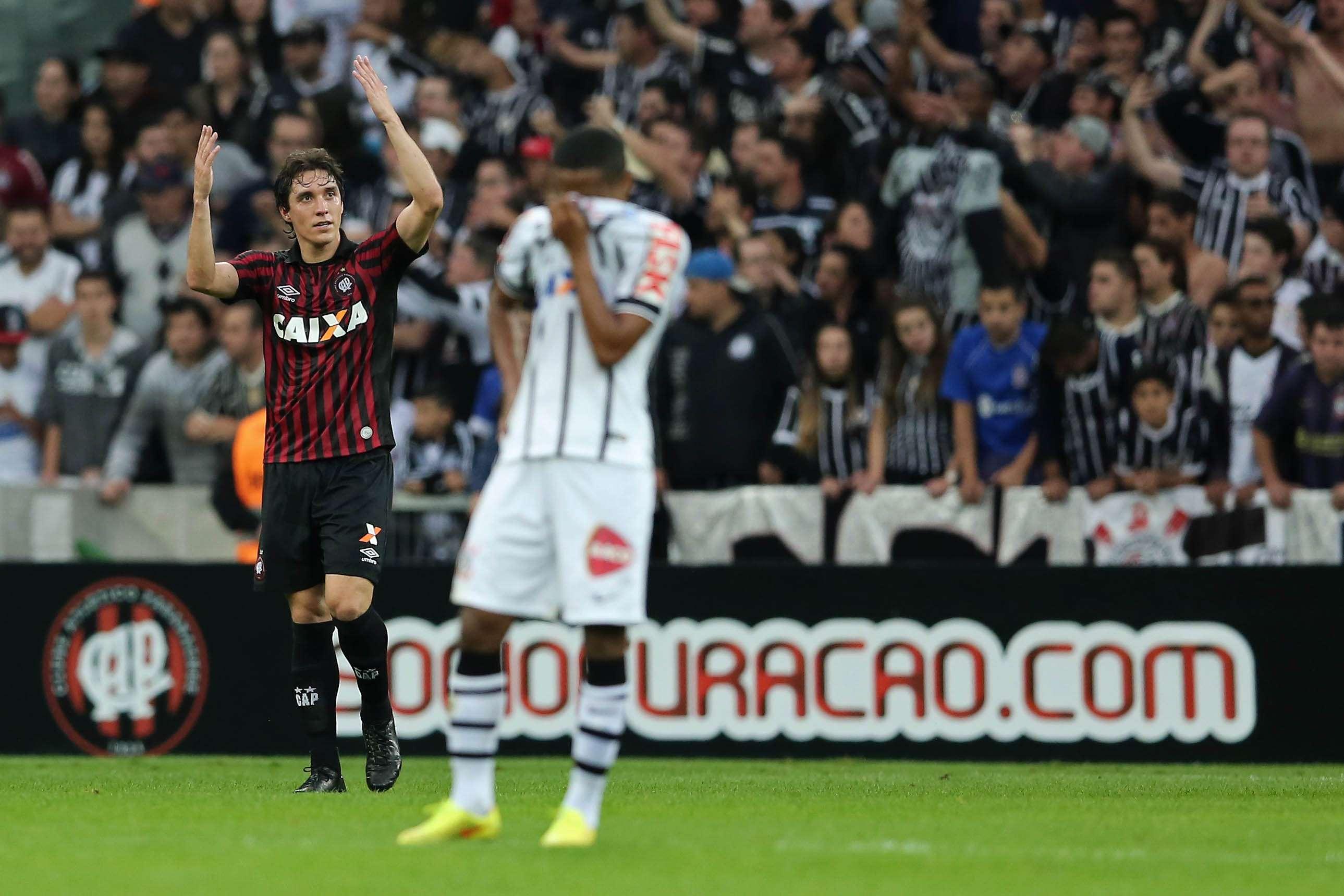 Cléo festeja gol anotado Foto: Heuler Andrey/Getty Images