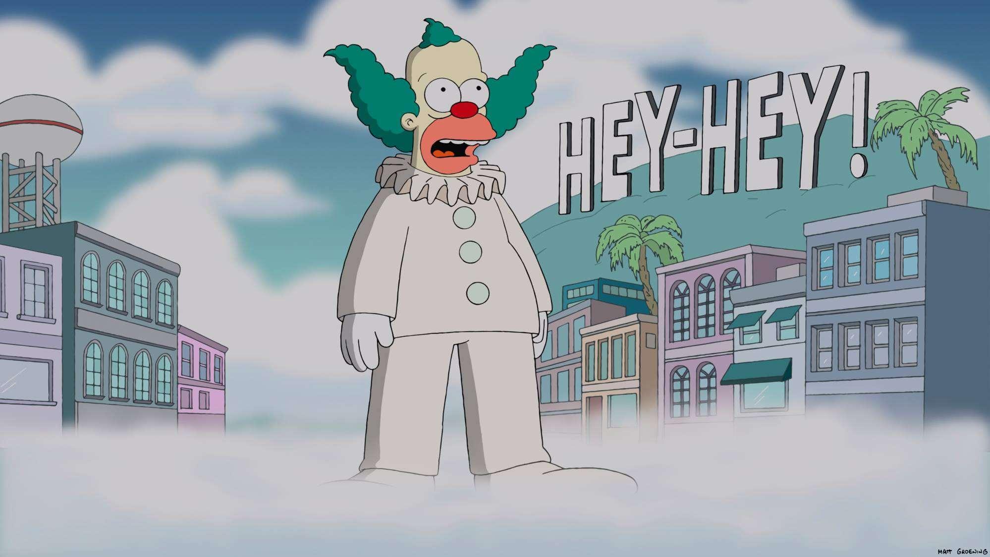 Pai de Krusty, o palhaço, foi o personagem morto no primeiro episódio da série Foto: Facebook/Reprodução
