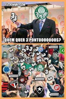 Memes - 25ª rodada do Campeonato Brasileiro Série A Foto: Reprodução