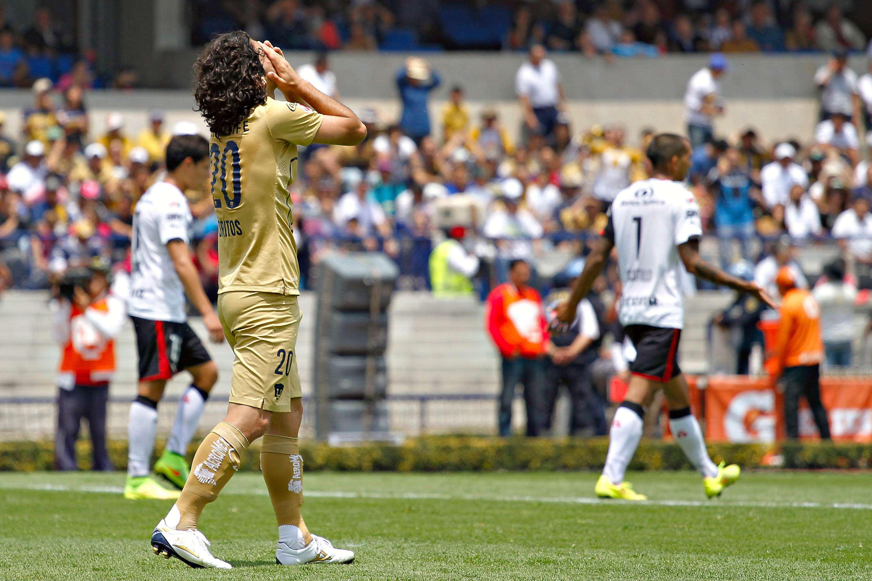 Pumas ha dejado de pesar en CU. Foto: Imago7