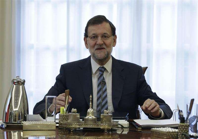 Reunión extraordinaria del Consejo de Ministros por el 9-N. Foto: EFE en español
