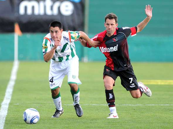 Newell´s busca acercarse a River Foto: Agencias