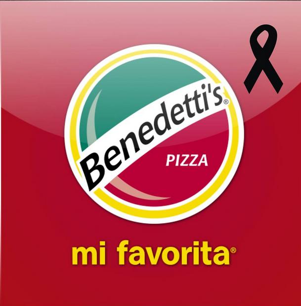 José Felipe Guillermo Baeza Sánchez falleció el 27 de septiembre. Foto: Facebook Benedetti's Pizza