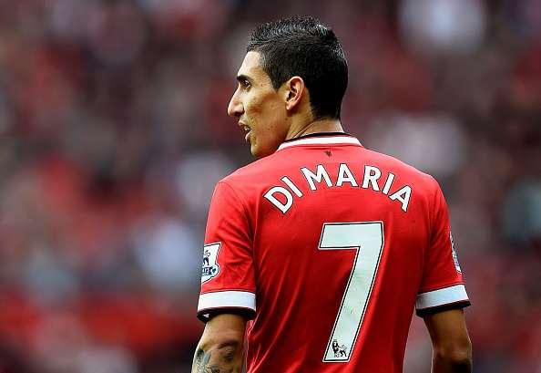 Di María debutó en Rosario en 2005, para luego jugar en Benfica, Real Madrid y ahora Man United. Foto: Getty Images