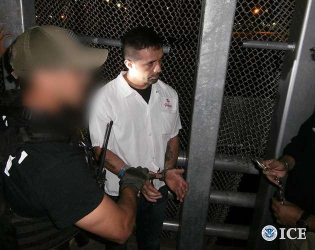 Un hombre mexicano que era buscado por un homicidio en su país desde 2009 fue detenido en la ciudad de Joliet, en el estado de Illinois (EU), y extraditado la semana pasada, informó hoy la Oficina de Inmigración y Aduanas (ICE) de Chicago. Foto: ice.gov
