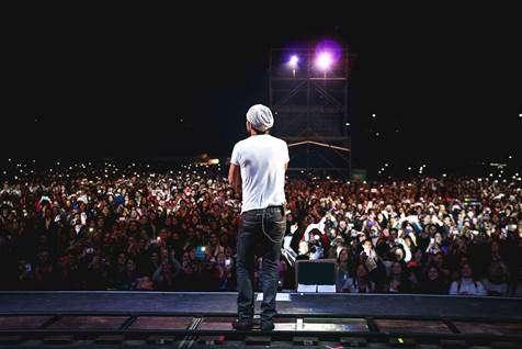 Arjona no para de romper récords en Argentina Foto: prensa