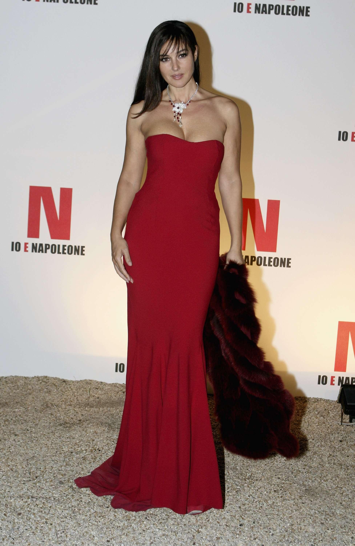 Monica Bellucci y sus mejores looks Foto: Getty Images