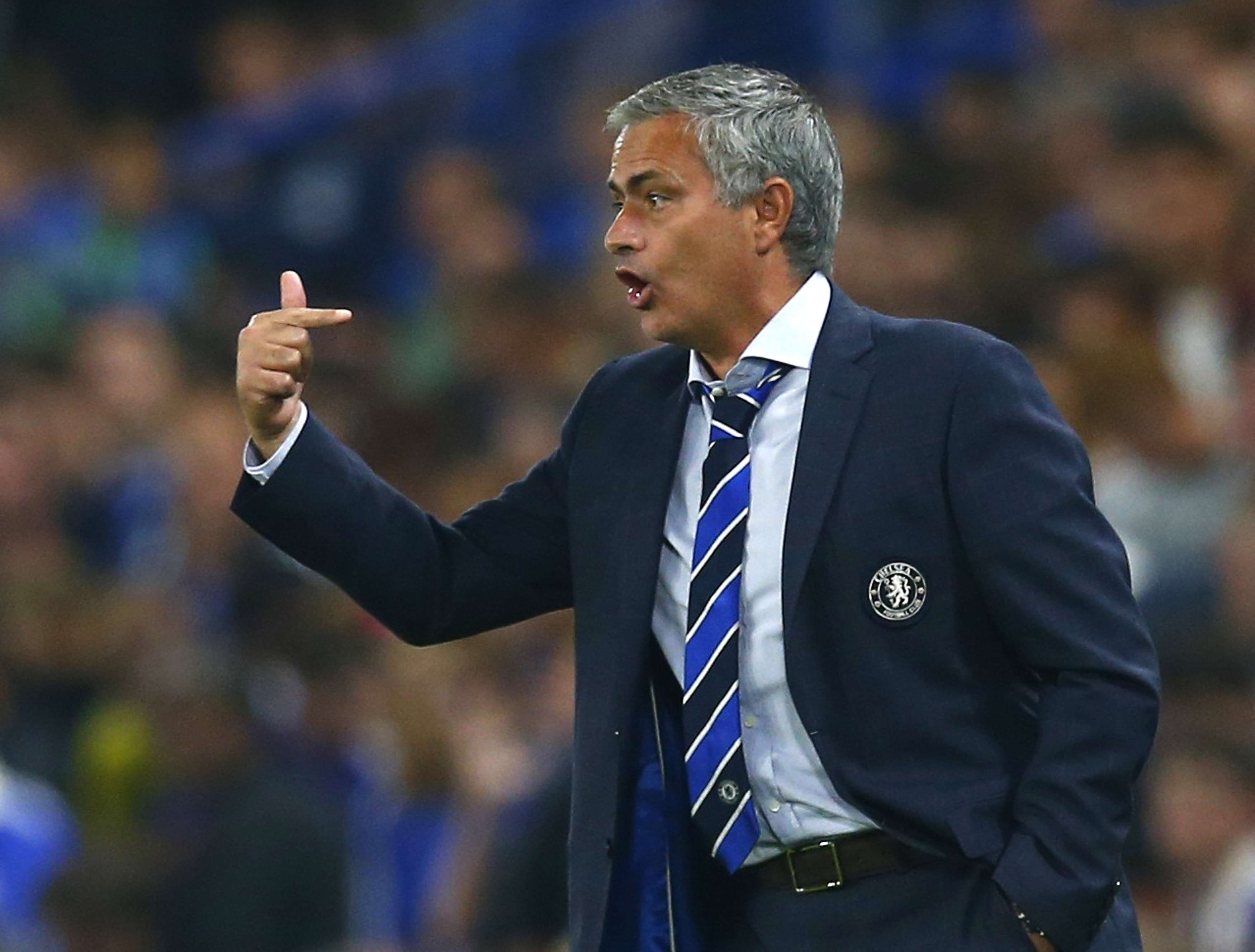Mourinho. Foto: Reuters en español