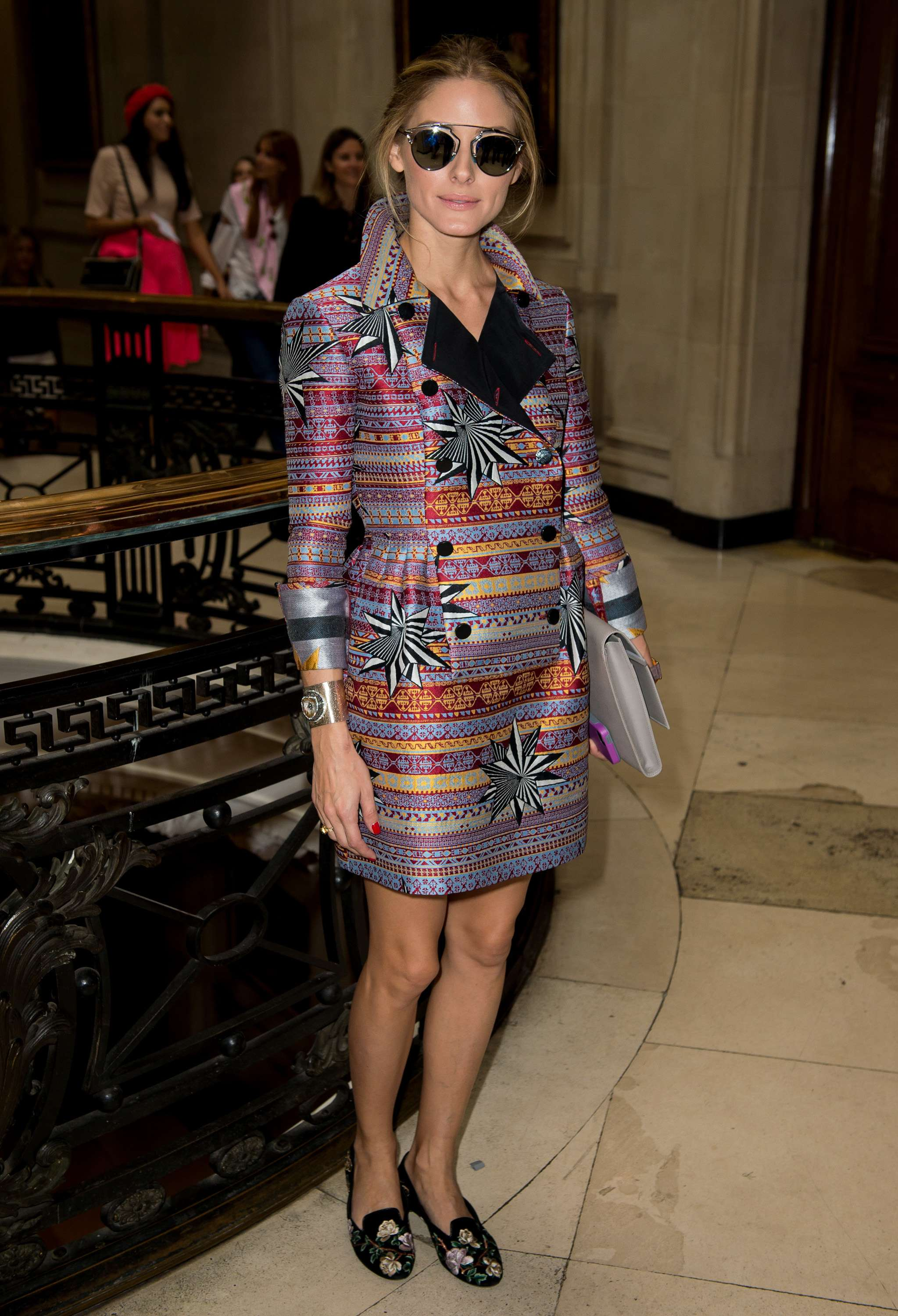 Olivia Palermo. Foto: Getty Images