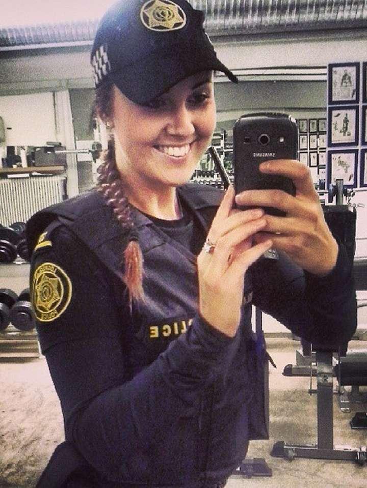 Policía de Islandia. Foto: Instagram/logreglan