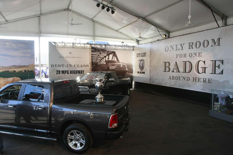 Ram Truck anuncia su colaboración con los Rangers de Texas Foto: Ram