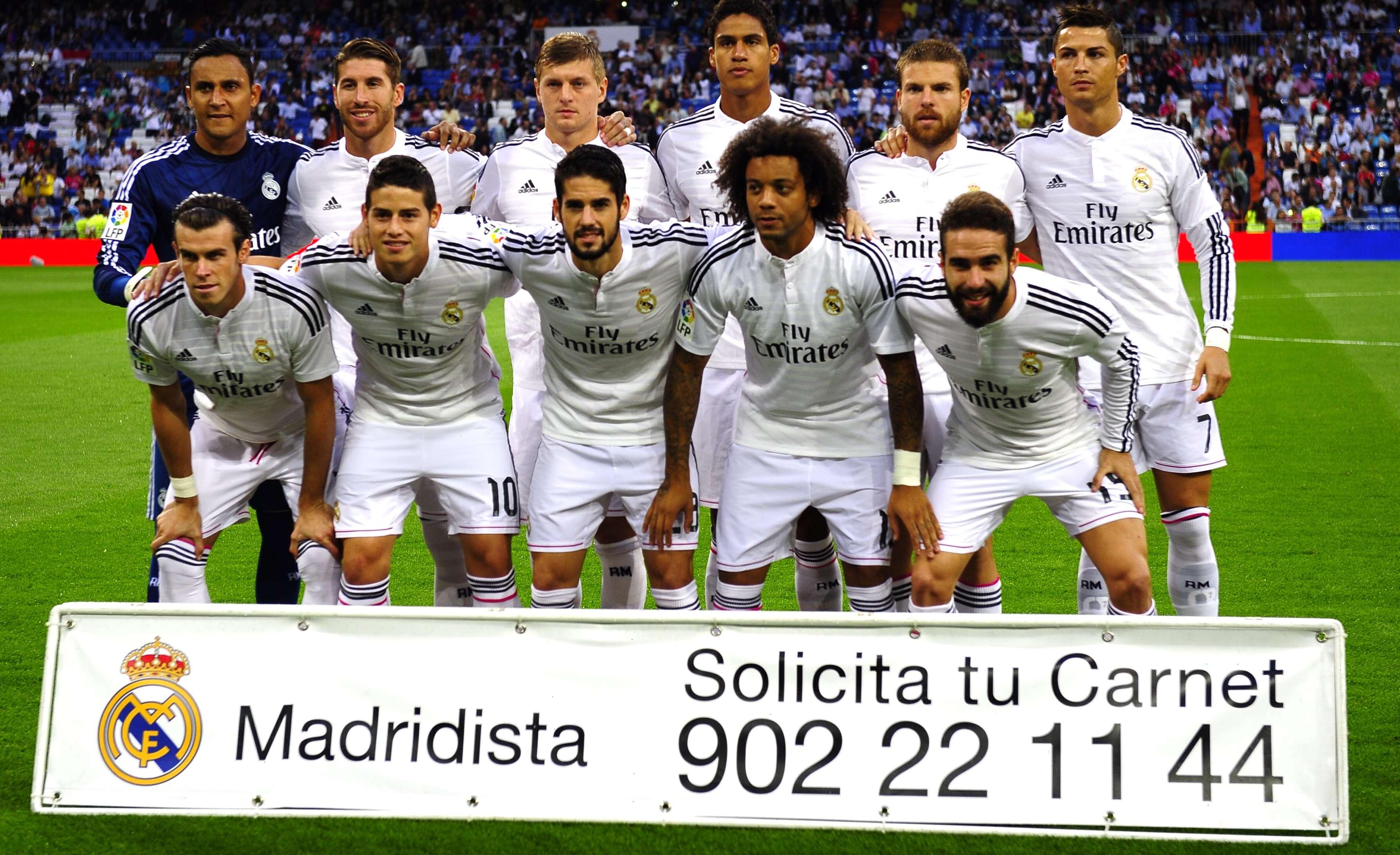 Real Madrid jugará la semifinal del Mundial de Clubes. Foto: AFP