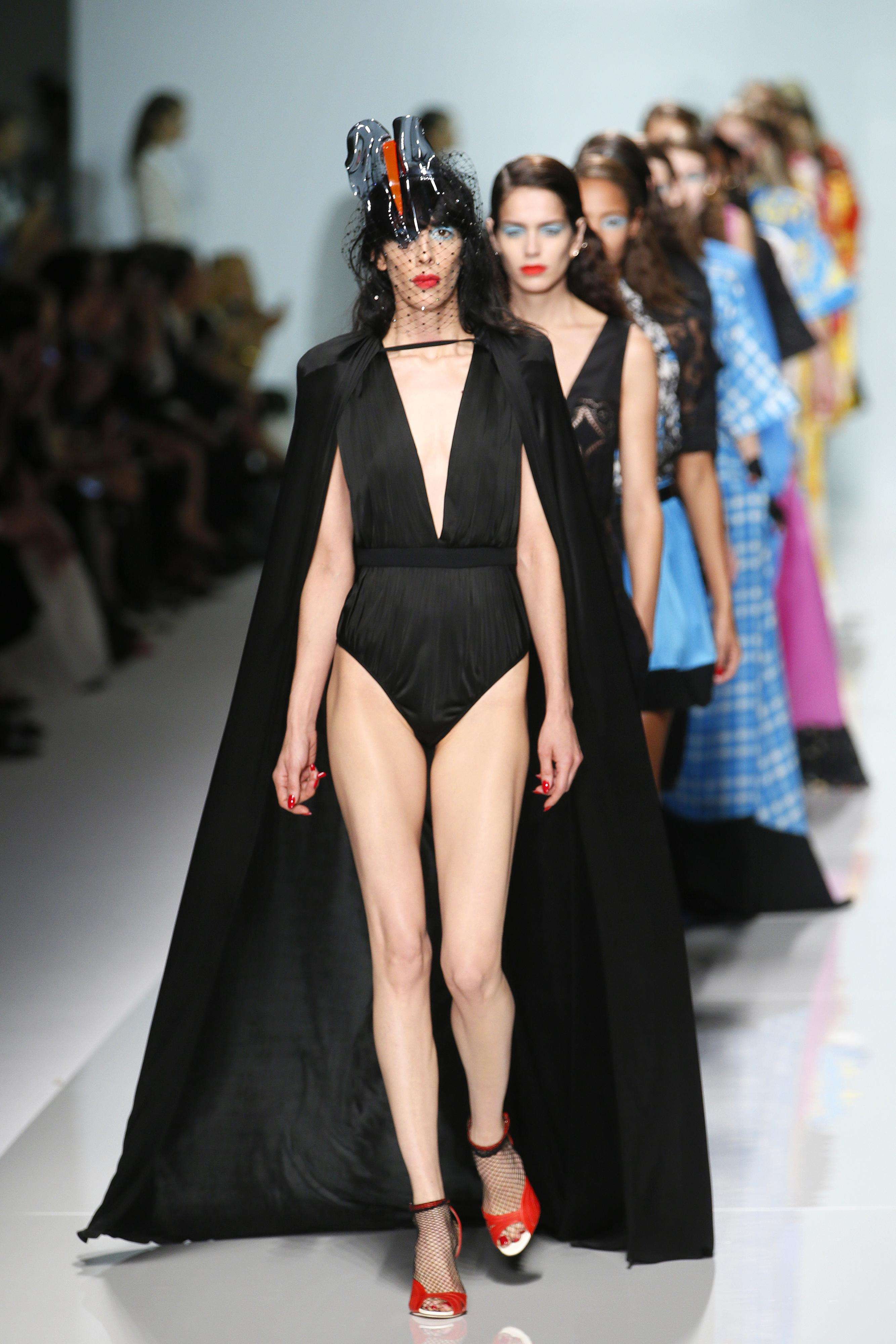 Paris Fashion Week Foto: AFP