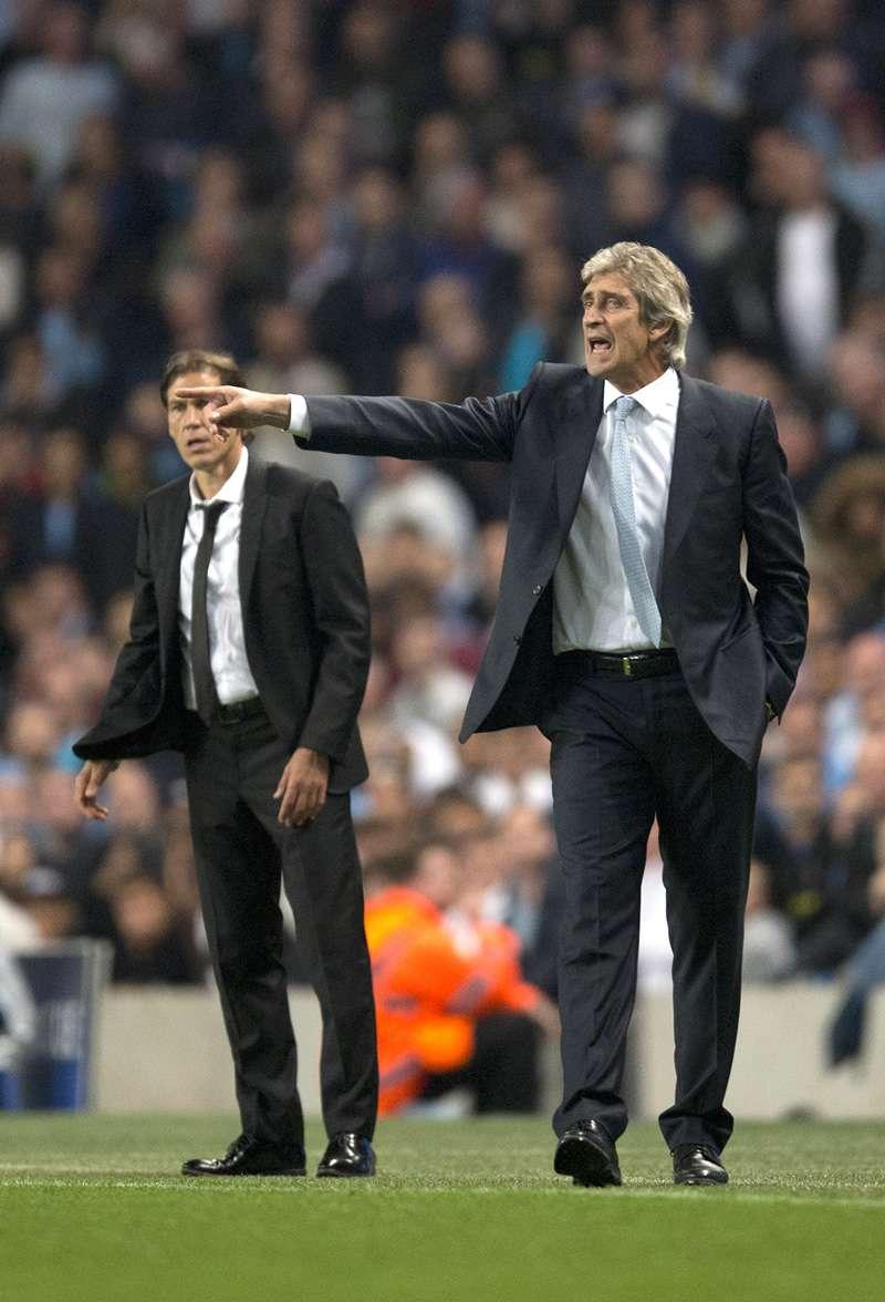 El City cosecha una caída y un empate en Champions. Foto: AFP en español