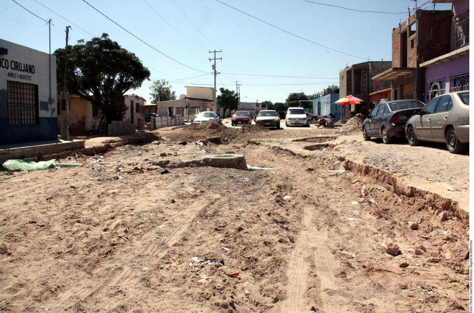 Calles Foto: Agencia Reforma
