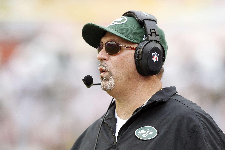 Tony Sparano fue coordinador ofensivo de los New York Jets en el 2013 Foto: Gettyimages