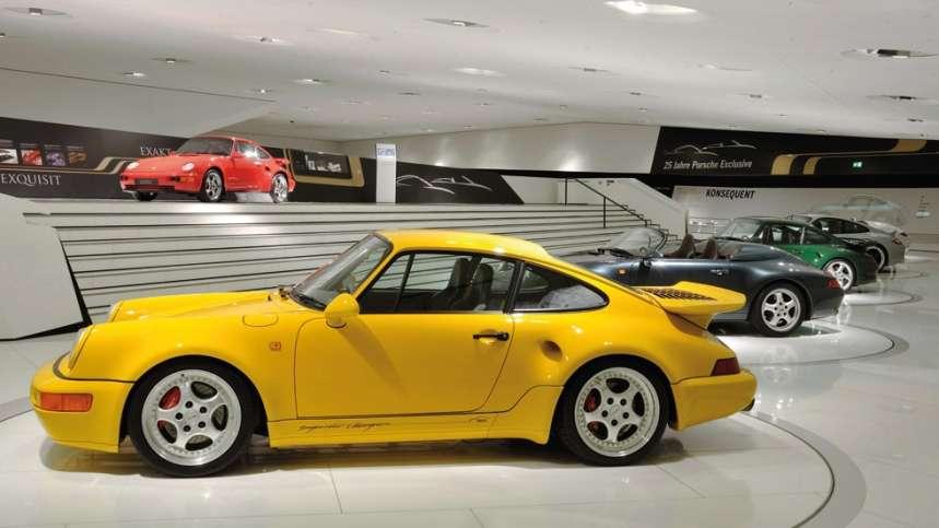 Porsche Foto: AUTOPISTA